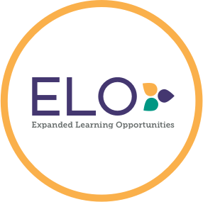 ELO: Expanded Learning Opportunities logo