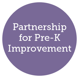 Partnership for Pre-K Improvement header
