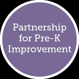 Partnership for Pre-K Improvement header